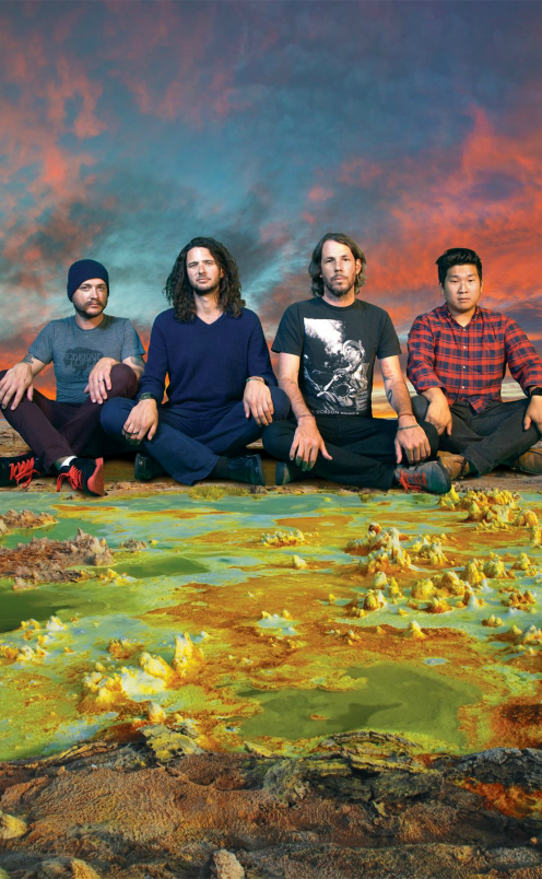 RX Bandits + Circa Survive + From Indian Lakes
