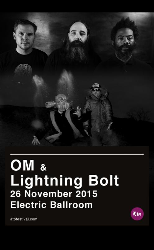 OM + Lightning Bolt