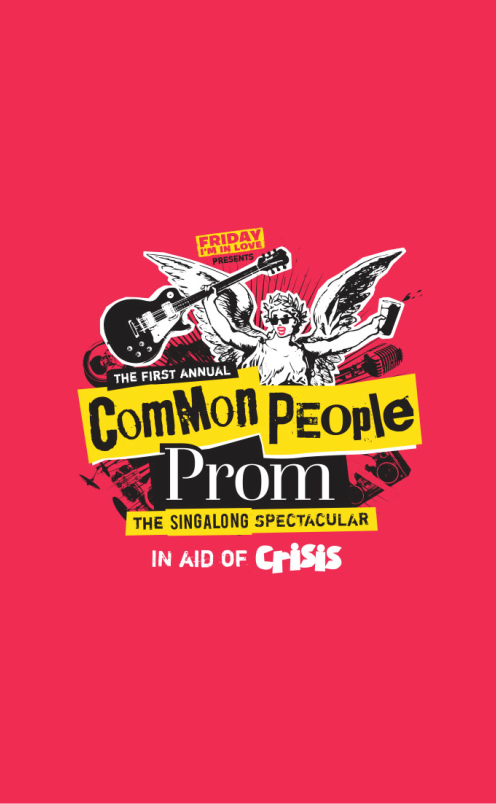 Friday I'm In Love presents The Common People
