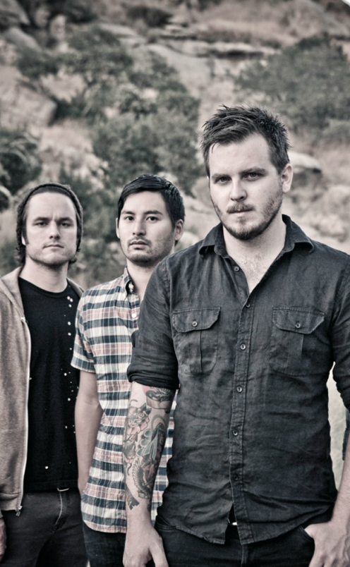 THRICE (THIS SHOW HAS MOVED TO THE KENTISH TOWN ROAD FORUM ALL TICKETS REMAIN VALID)