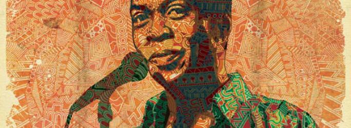 Soirée en hommage à Fela Kuti à l'Electric Ballroom à Londres.