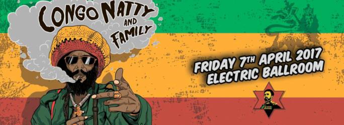Congo Natty & Family