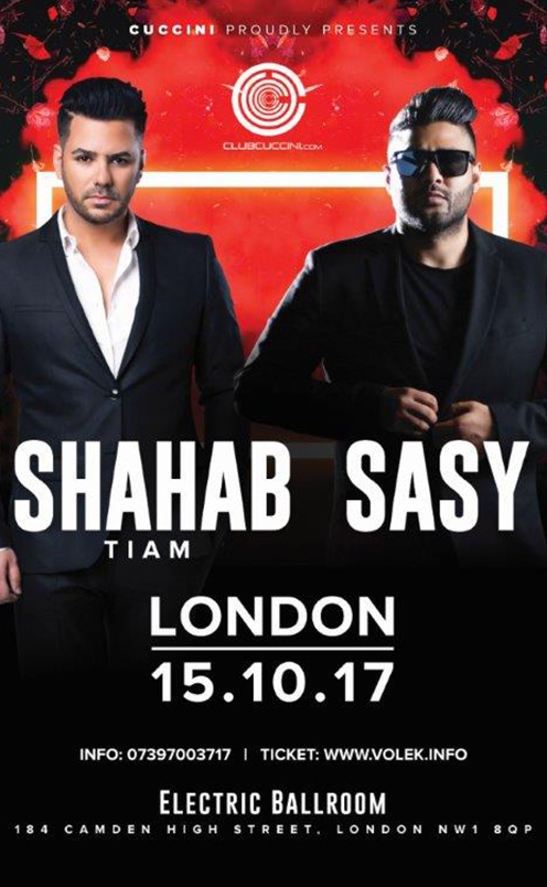 Sasy & Shahab Tiam