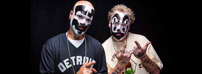 Insane Clown Posse + Mushroomhead *Sold Out*